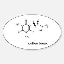 Coffee Break! Stickers