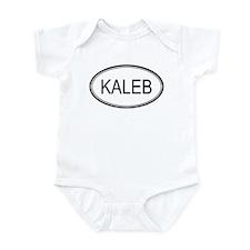 Kaleb Oval Design Infant Bodysuit