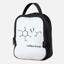 Coffee Break! Neoprene Lunch Bag