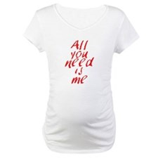 Hotwife - all you need is me lipstick Shirt