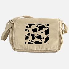 'Cow' Messenger Bag