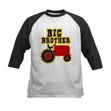 Red Tractor Big Brother Tee
