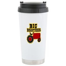 Red Tractor Big Brother Travel Mug