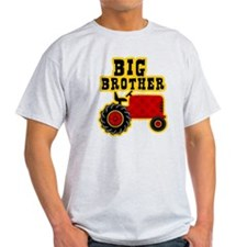 Red Tractor Big Brother T-Shirt
