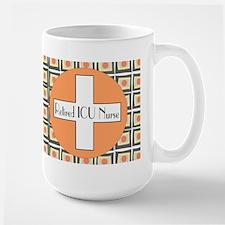 ICU Nurse 4 retired Mug