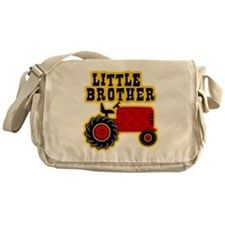 Red Tractor Little Brother Messenger Bag
