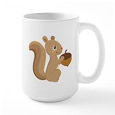 Cartoon Squirrel Mug