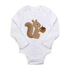 Cartoon Squirrel Body Suit
