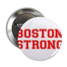 "boston-strong-car-red 2.25"" Button (10 pack)"