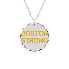 boston-strong-cap-yellow Necklace