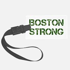 boston-strong-cap-dark-green Luggage Tag