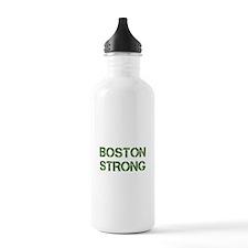 boston-strong-cap-dark-green Water Bottle