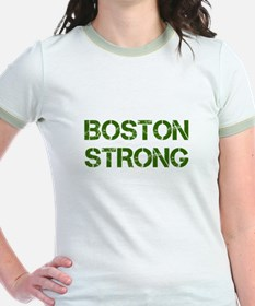 boston-strong-cap-dark-green T-Shirt