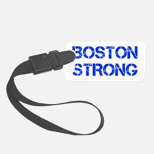 boston-strong-cap-blue Luggage Tag