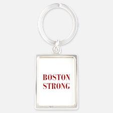 boston-strong-bod-dark-red Keychains