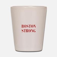 boston-strong-bod-dark-red Shot Glass