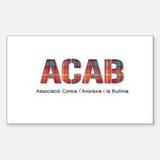 ACAB Decal
