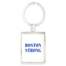boston-strong-bod-blue Keychains