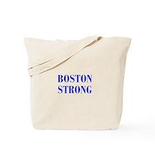 boston-strong-bod-blue Tote Bag