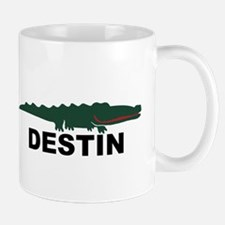 Destin Florida - Alligator Design. Mug