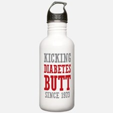 Diabetes Butt Since 1973 Water Bottle