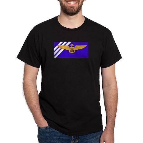 VF-143 Pukin' Dogs Dark T-Shirt