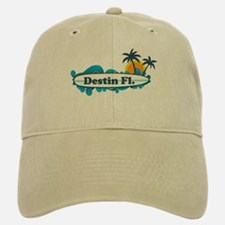 Destin Florida - Surf Design. Baseball Baseball Cap