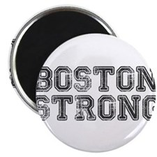 "boston-strong-coll-dark-gray 2.25"" Magnet (100 pac"