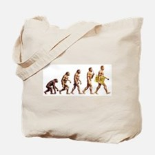 Ascent of Artist Tote Bag