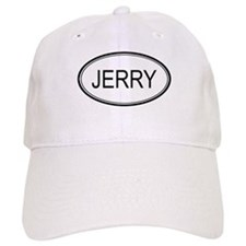 Jerry Oval Design Baseball Cap