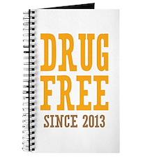 Drug Free Since 2013 Journal