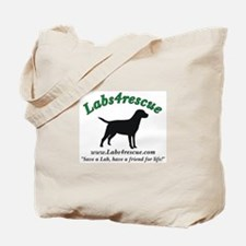 Labs4rescue Tote Bag