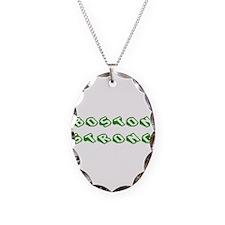 boston-strong-sl-green Necklace