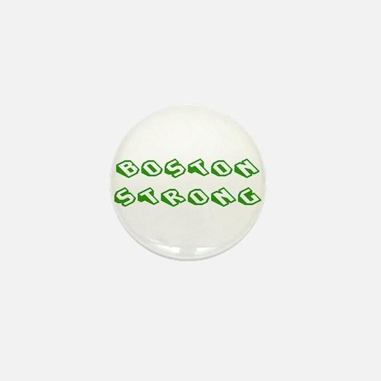 boston-strong-sl-green Mini Button (10 pack)