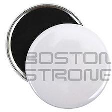 "boston-strong-saved-light-gray 2.25"" Magnet (100 p"