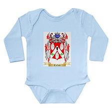 Cullen Long Sleeve Infant Bodysuit