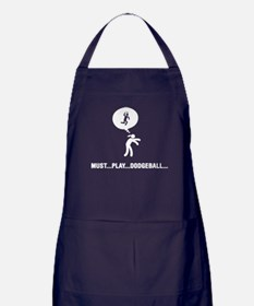 Dodgeball Apron (dark)