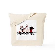 Sled Tote Bag