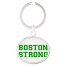 boston-strong-var-green Keychains