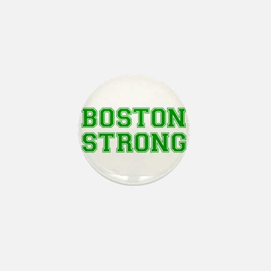 boston-strong-var-green Mini Button (10 pack)