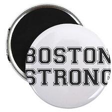 """boston-strong-var-dark-gray 2.25"""" Magnet (100 pack"""