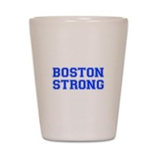 boston-strong-var-blue Shot Glass