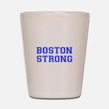 boston-strong-var-blue Shot Glass
