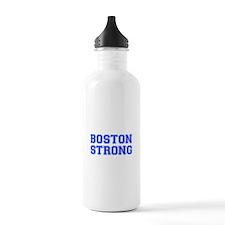 boston-strong-var-blue Water Bottle