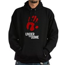 Under The Dome bloody hand 2 Hoodie
