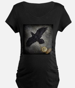 Hour of the Raven Maternity T-Shirt