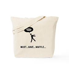 Waffle Fanatic Tote Bag
