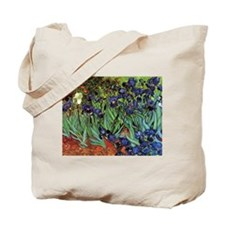 Irises by van Gogh Vintage Post Impressionism Art