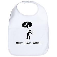 Wine Lover Bib
