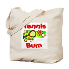 Tennis Bum Tote Bag